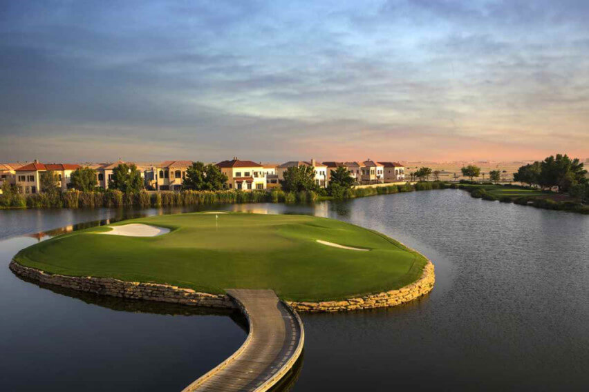 Jumeirah Golf Estate, Dubai