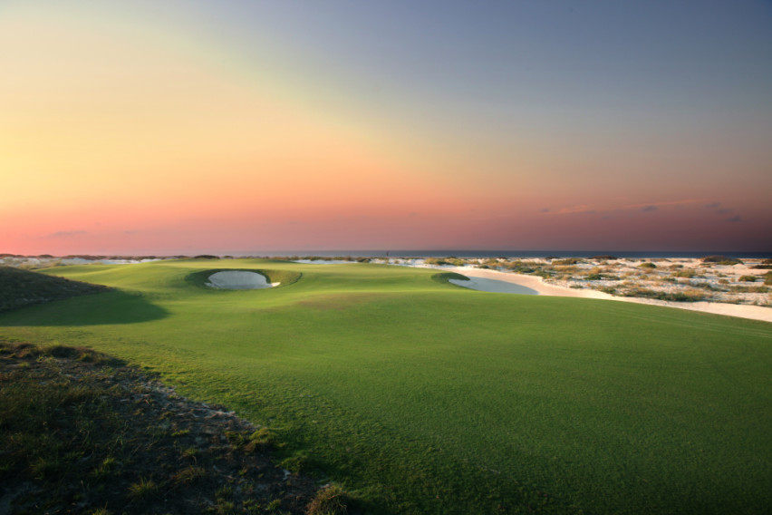 Saadiyat Beach Golf Club, Abu Dhabi