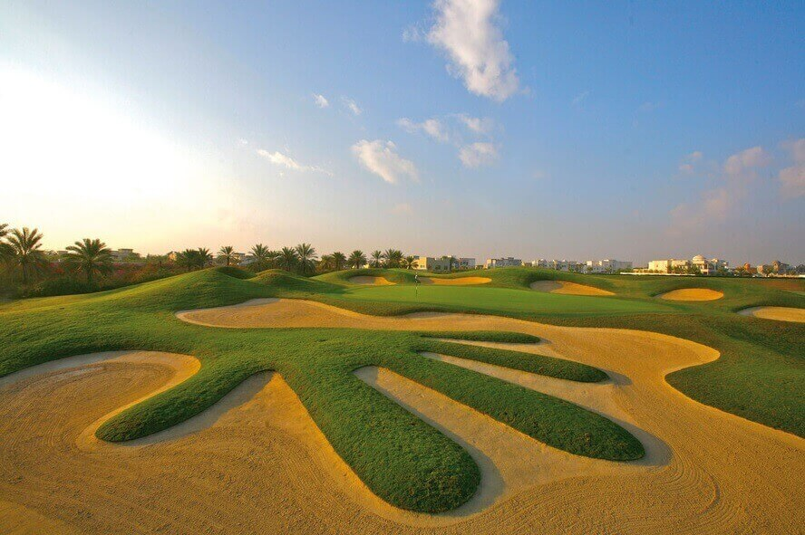 The Address Montgomerie Dubai Golf Course, Dubai