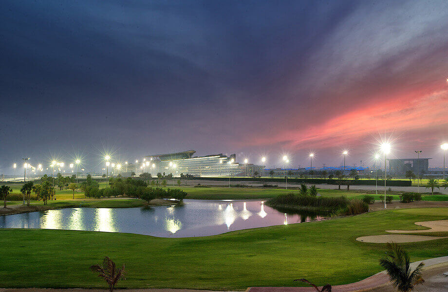 The Track Meydan Golf, Dubai