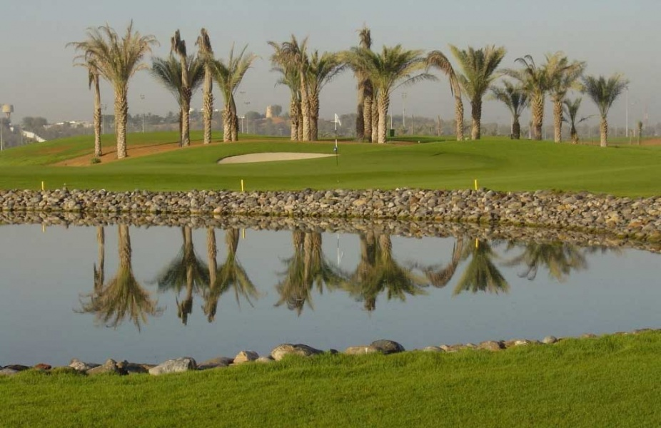 Tower Links Golf Club, Abu Dhabi