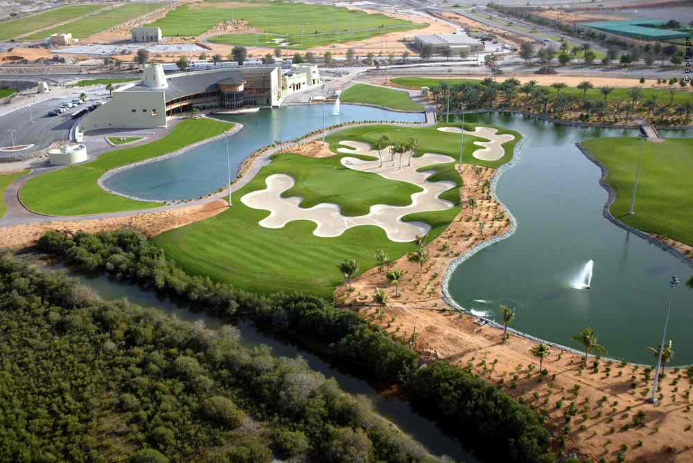 Tower Links Golf Club, Abu Dhabi