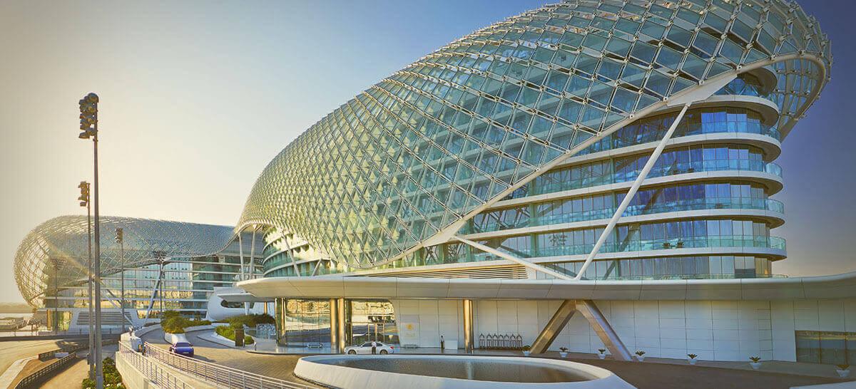 Yas Viceroy, Abu Dhabi