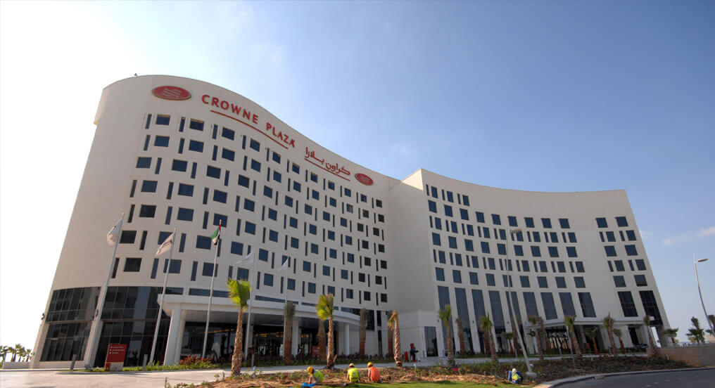 Hotel Staybridge Suites Abu Dhabi Yas Island