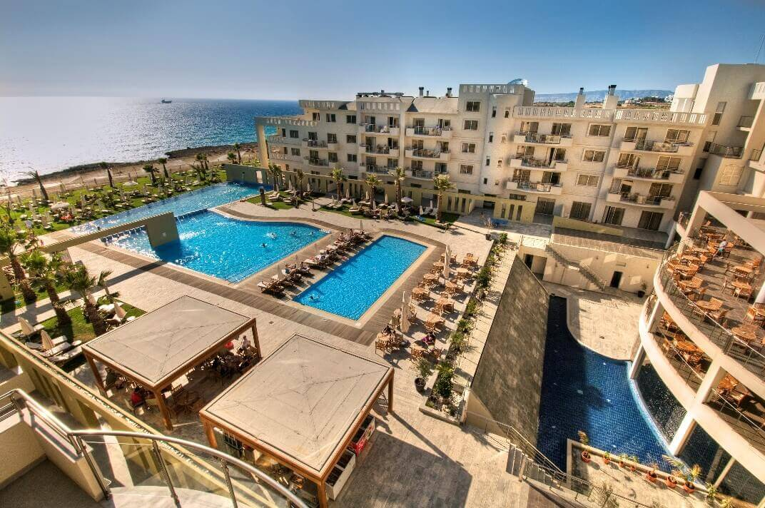 PAPHOS - 4* Capital Coast Resort And Spa