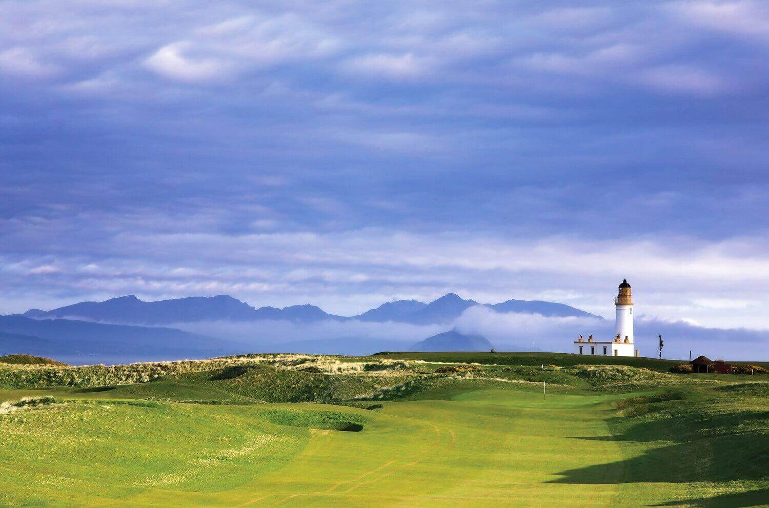 UK  - Trump Turnberry Resort