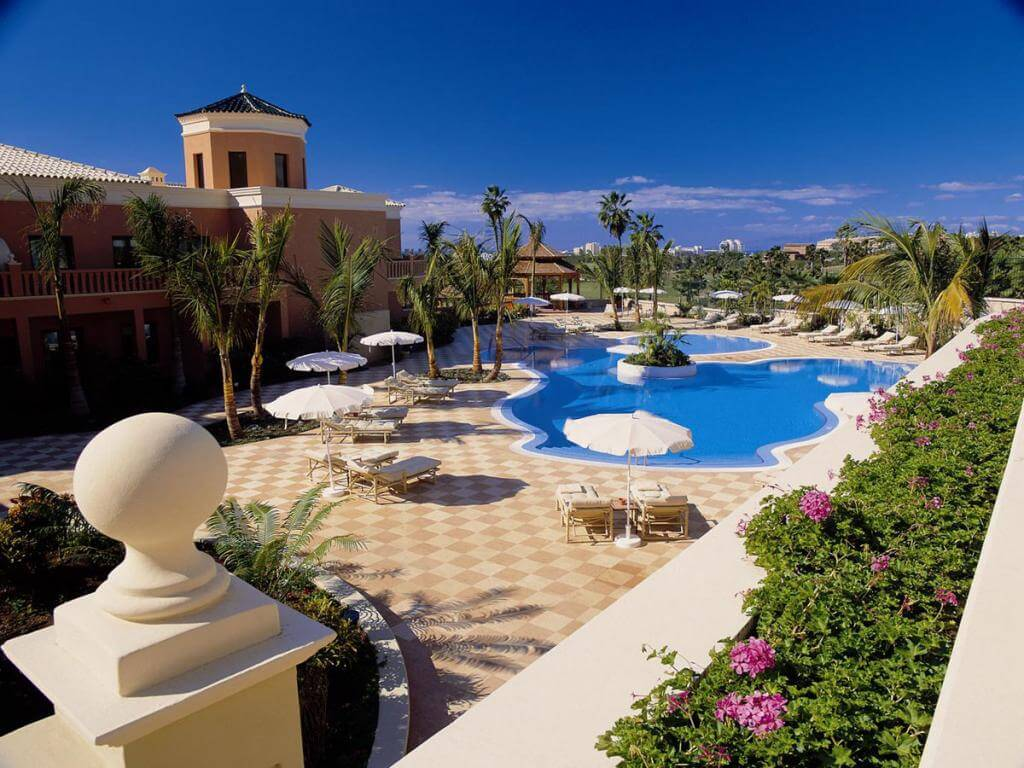 Hotel Las Madrigueras Golf Resort And Spa, Playa De Las Americas