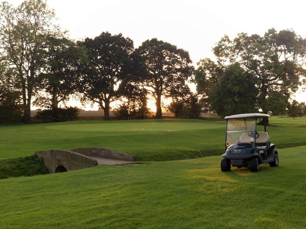 UK – Aldwark Manor Golf And Spa Hotel
