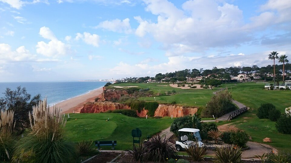 Vale Do Lobo 16th Hole
