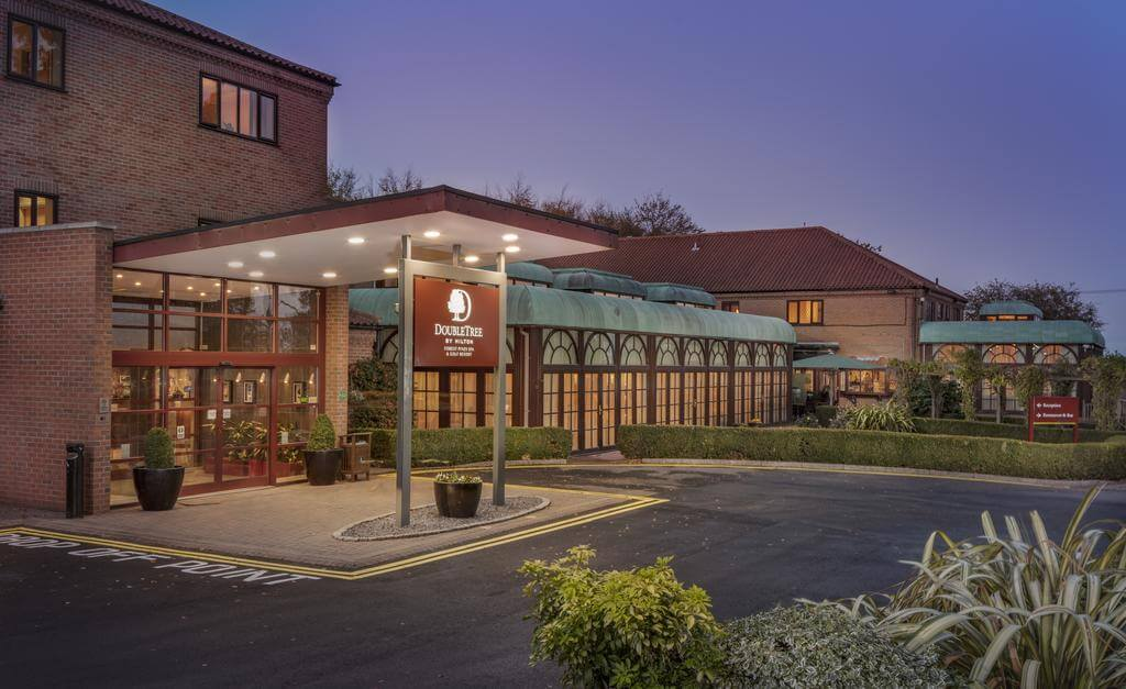 UK - DoubleTree by Hilton Forest Pines Spa And Golf Resort