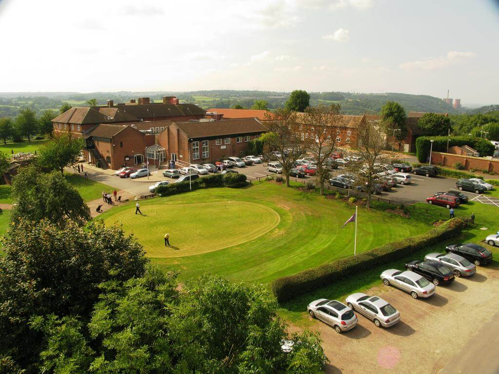 UK  - Telford Hotel And Golf Resort