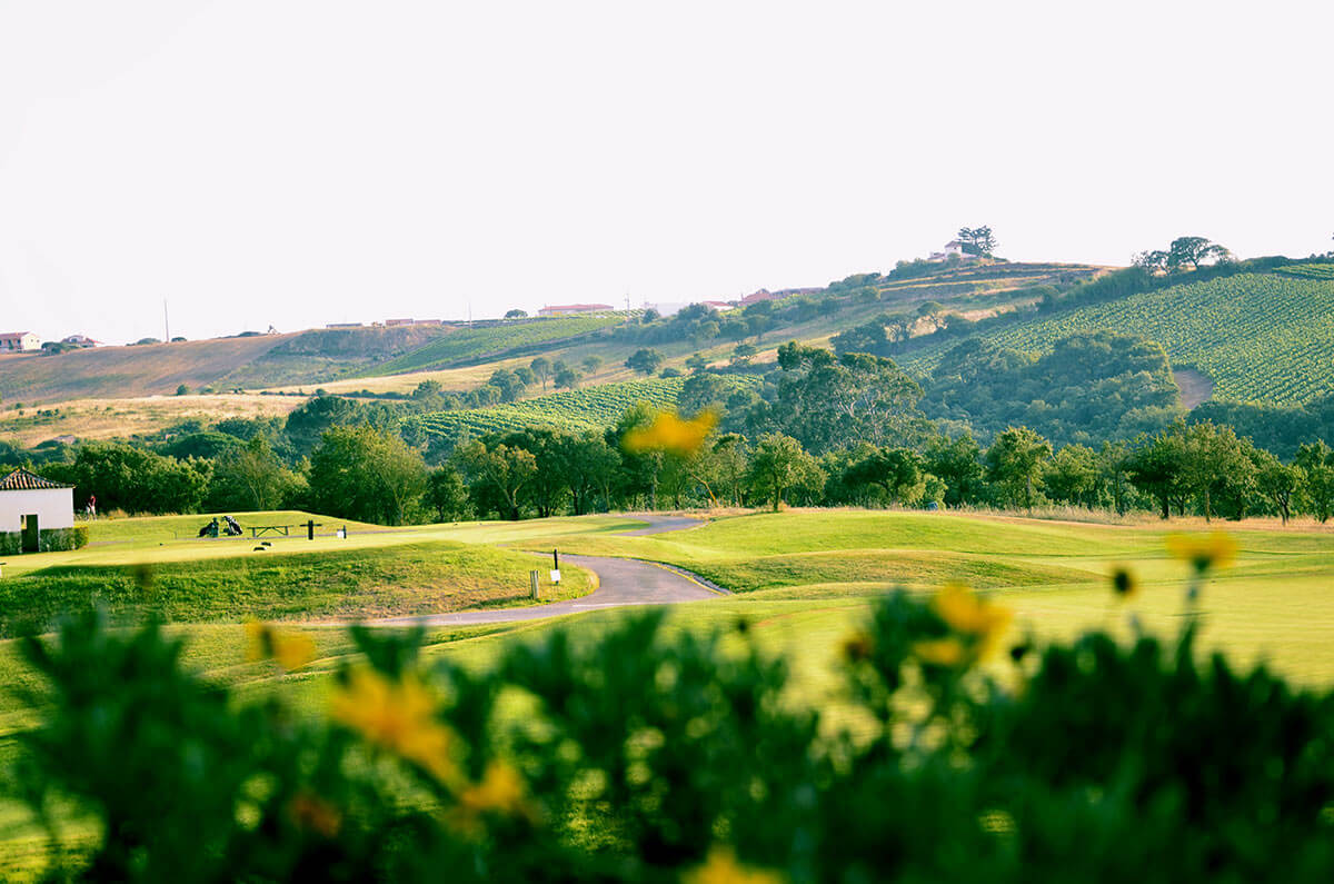 Campo Real Golf Course, Lisbon