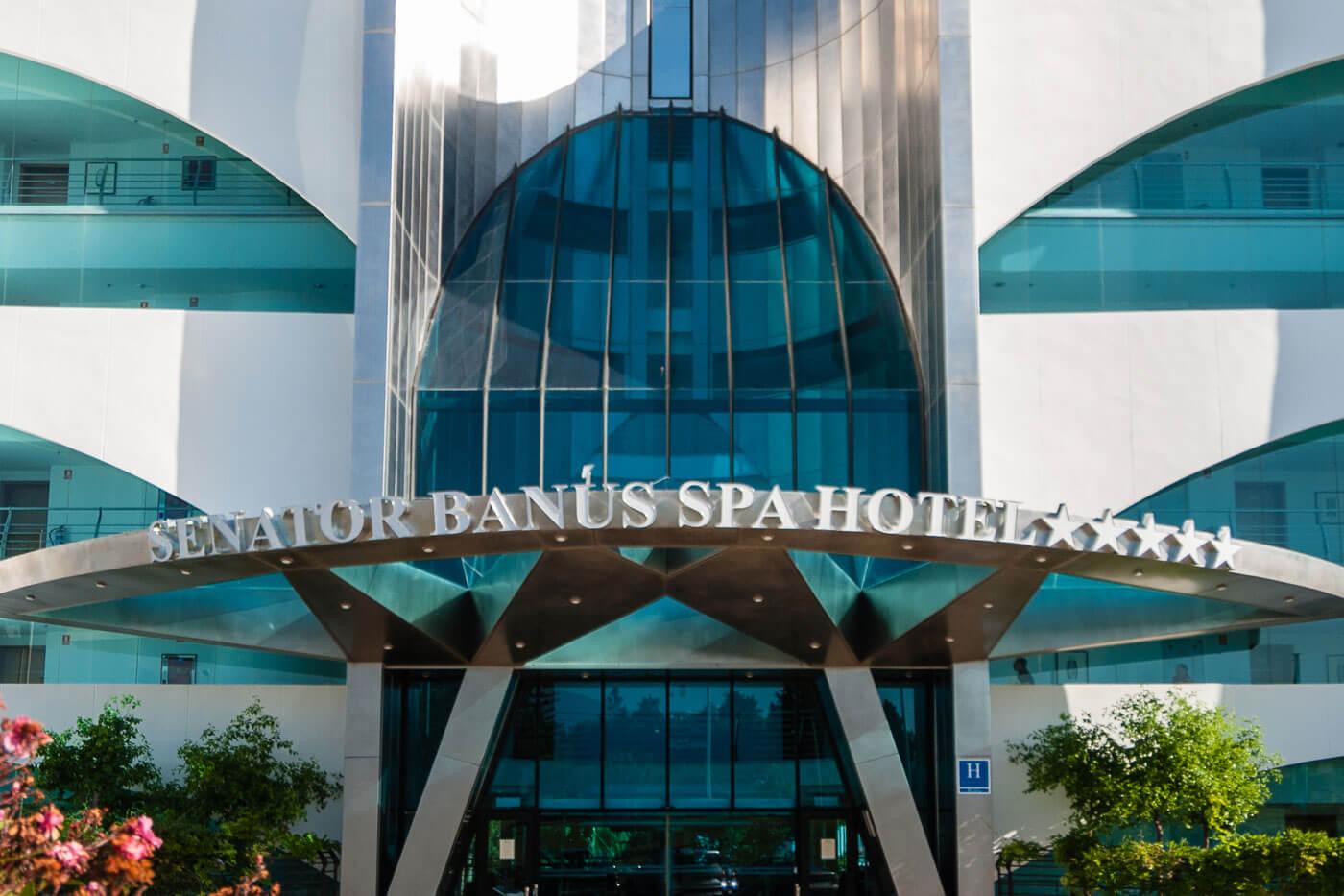 Senator Banus Spa Hotel, Puerta Banus