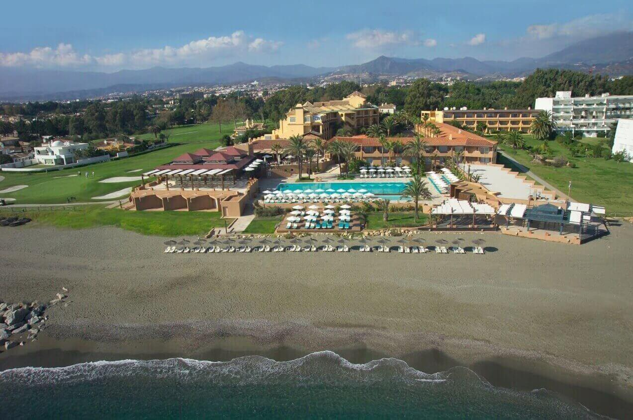 PUERTO BANUS – 4* Guadalmina Hotel Spa And Golf Resort