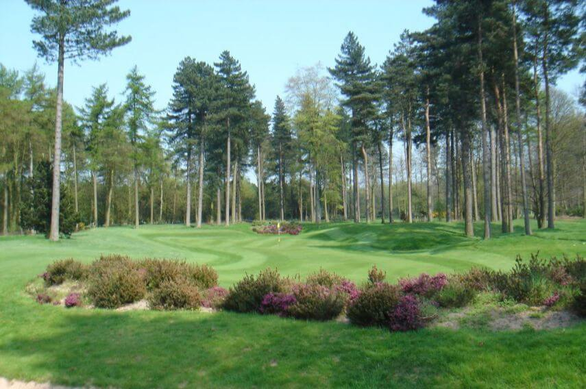 UK - Forest Pines Hotel And Golf Resort