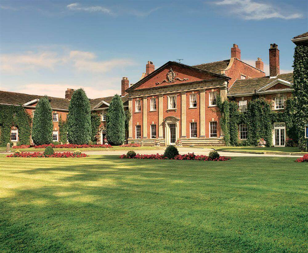 UK  - Mottram Hall