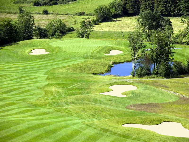 Concra Wood Golf Course, Co.Monaghan