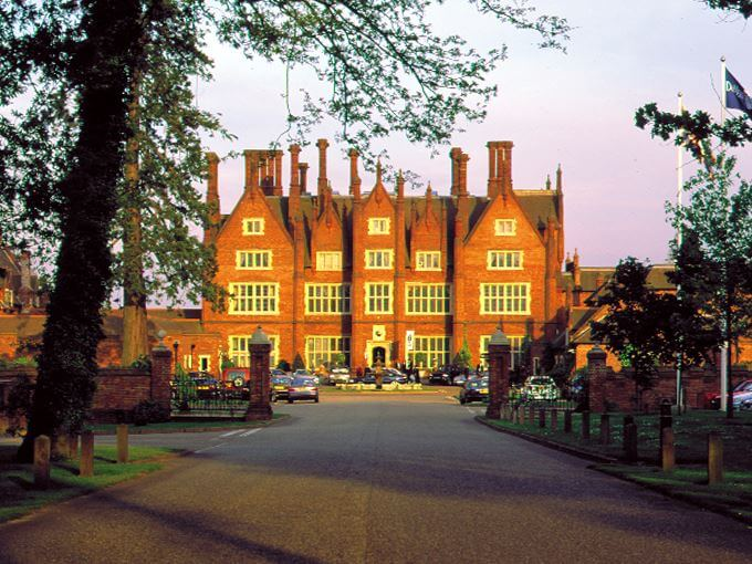 Dunston Hall Hotel Norfolk