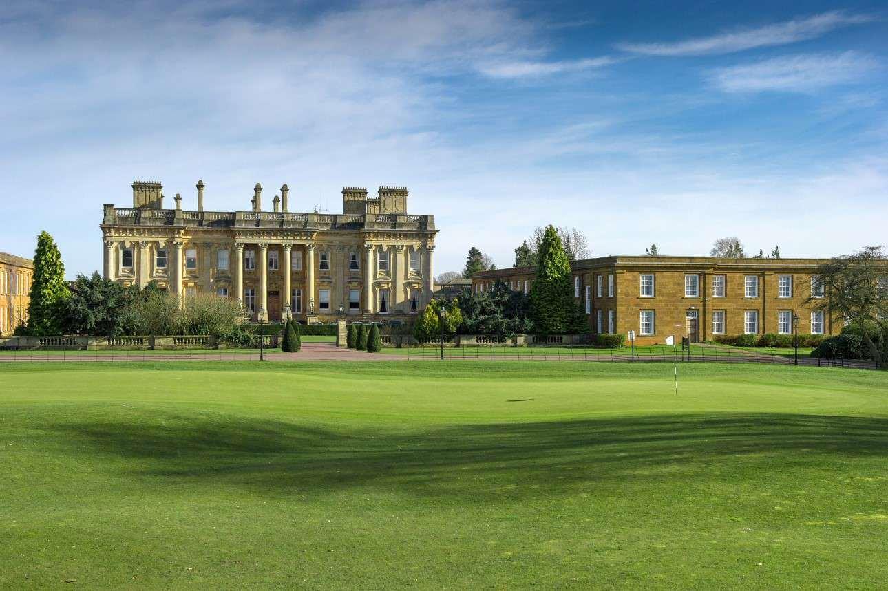 UK - Heythrop Park Golf Resort