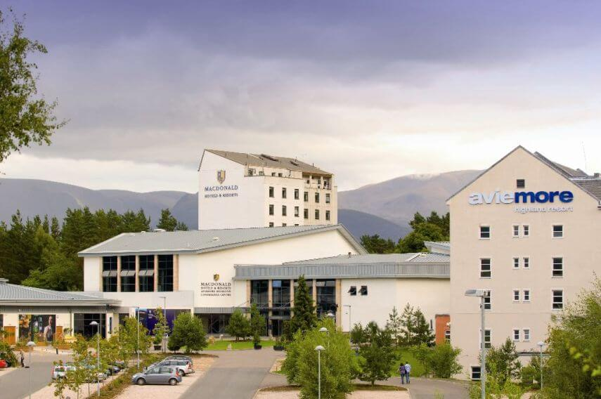 UK – Macdonald Aviemore Resort