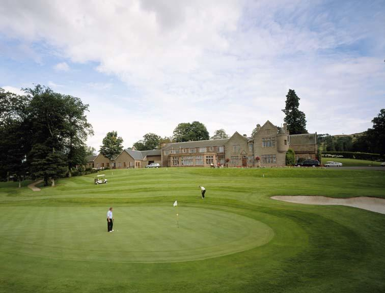 UK  - Murrayshall Hotel And Golf Club