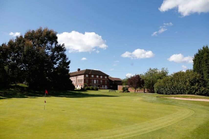 UK  – Telford Hotel And Golf Resort
