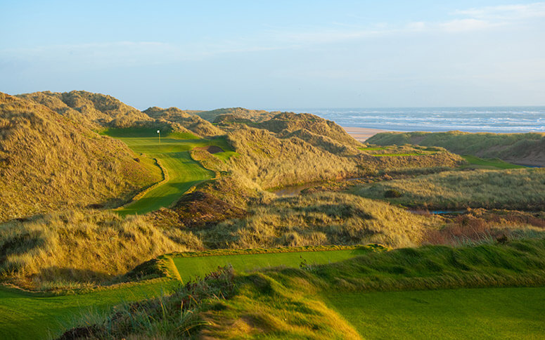 UK - Trump International Golf Links