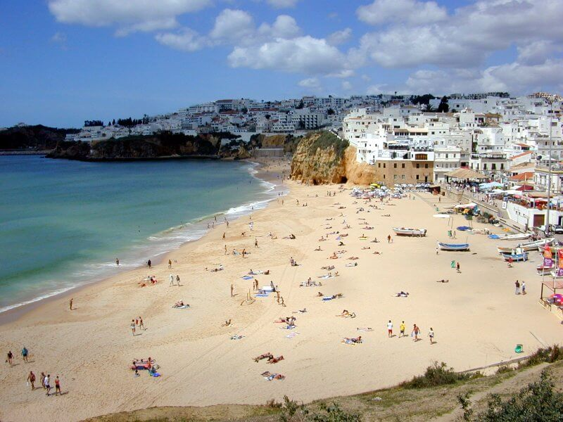 golfing holidays in albufeira