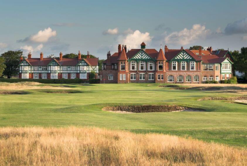 UK  – Lytham Golf Tours & Breaks