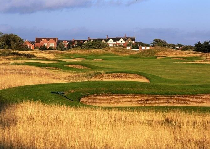 UK  - Lytham Golf Tours & Breaks