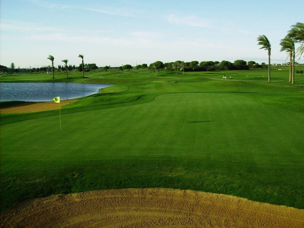 Nuevo Portil Golf, Huelva