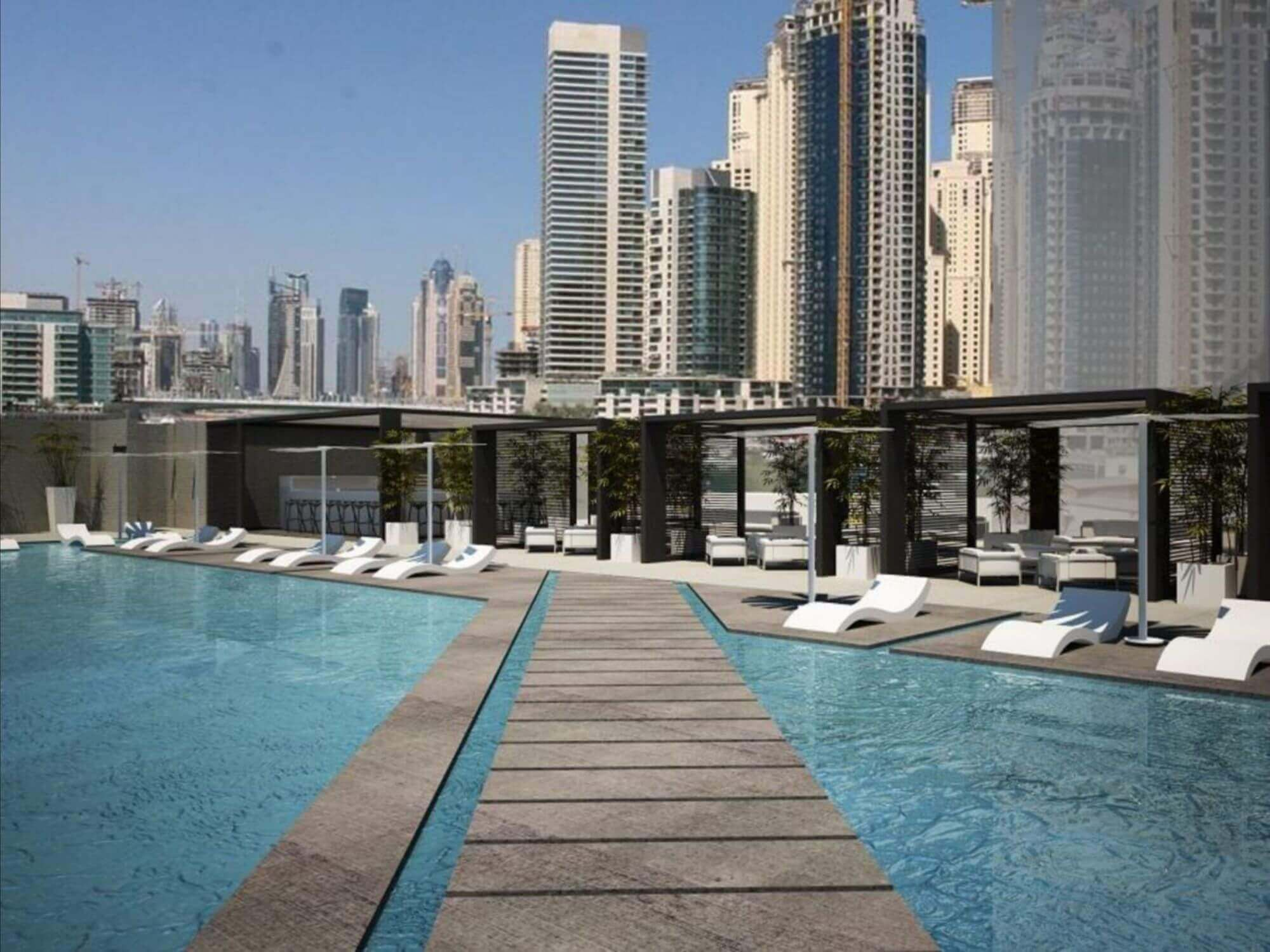 InterContinental Dubai Marina, Dubai