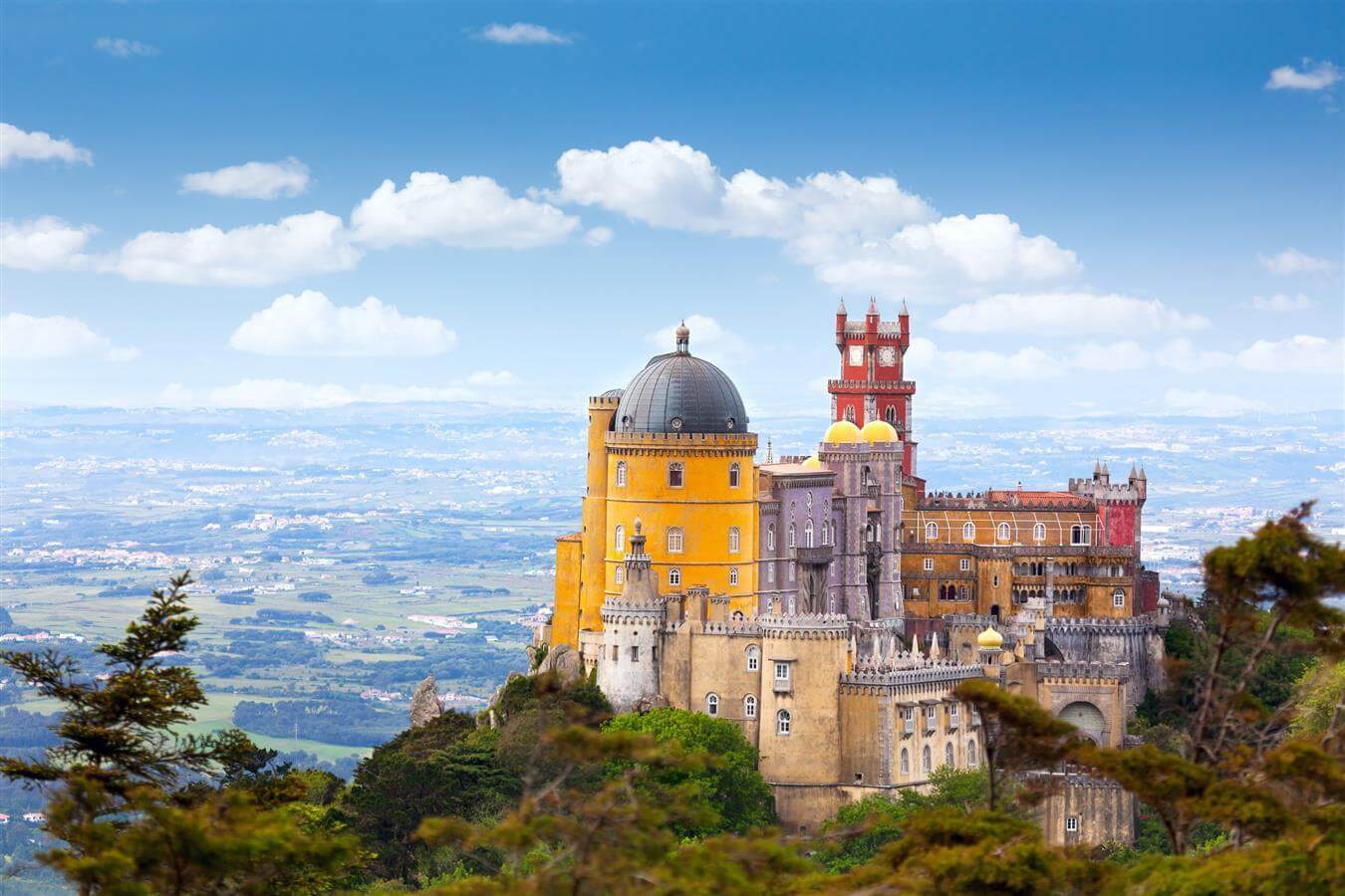 sintra royal palaces glencor golf holidays and breaks
