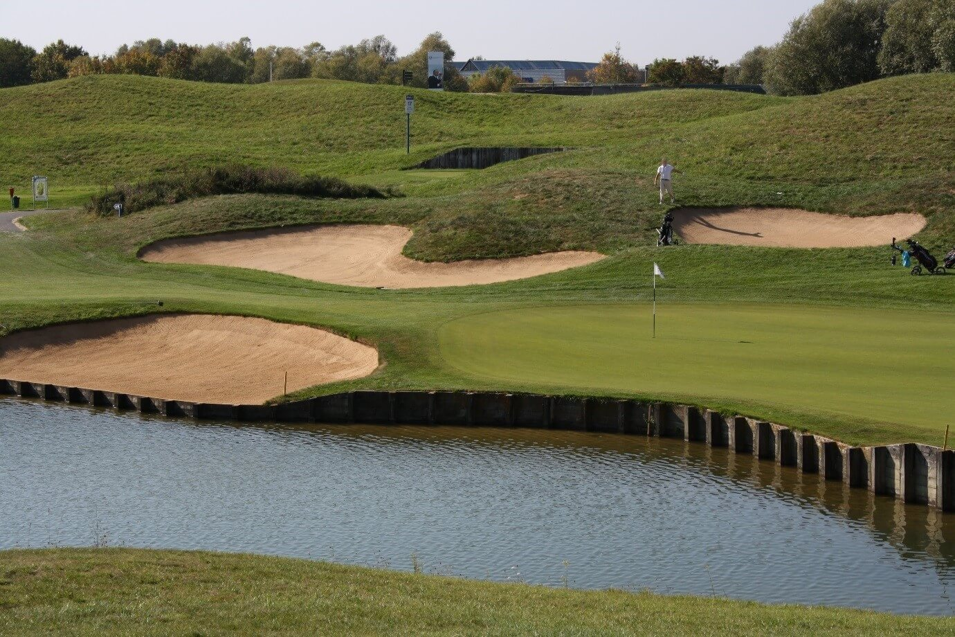 Le Golf National, France