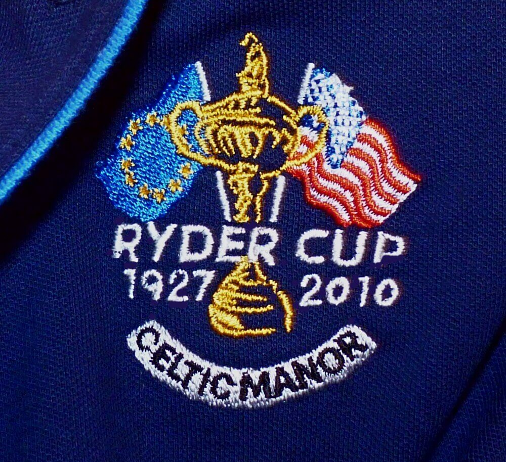 Celtic Manor, Ryder Cup