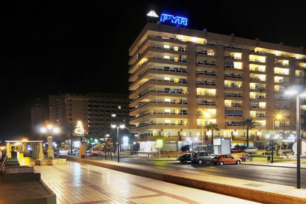 Hotel PYR, Fuengirola