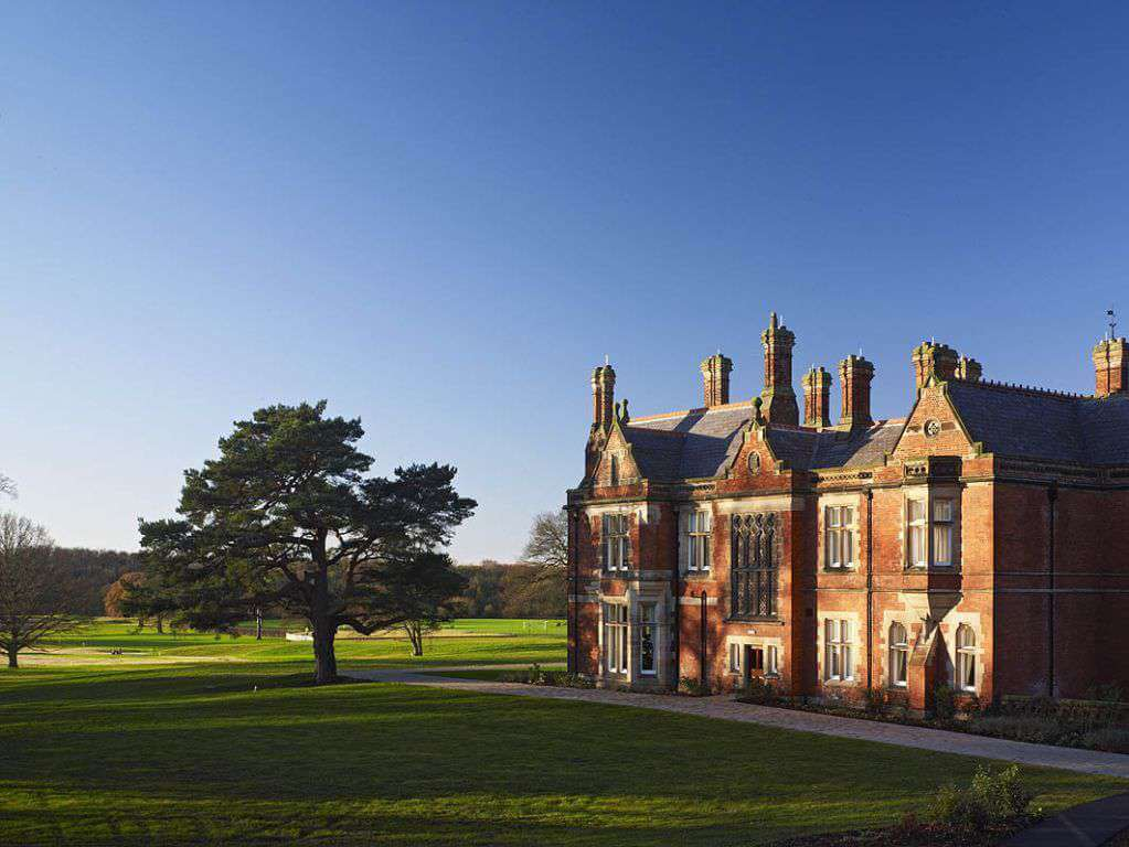 UK  - Rockliffe Hall