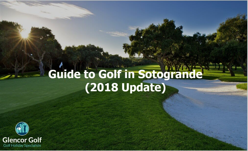 Guide to Golf in Sotogrande