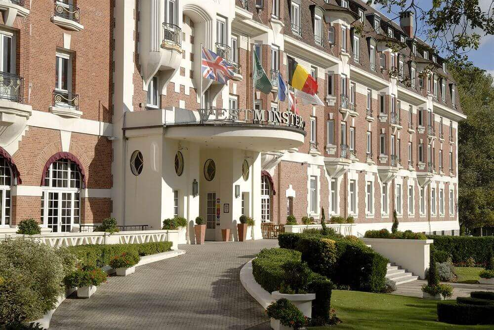 Hotel Barriere Le Westminster, Le Touquet, France