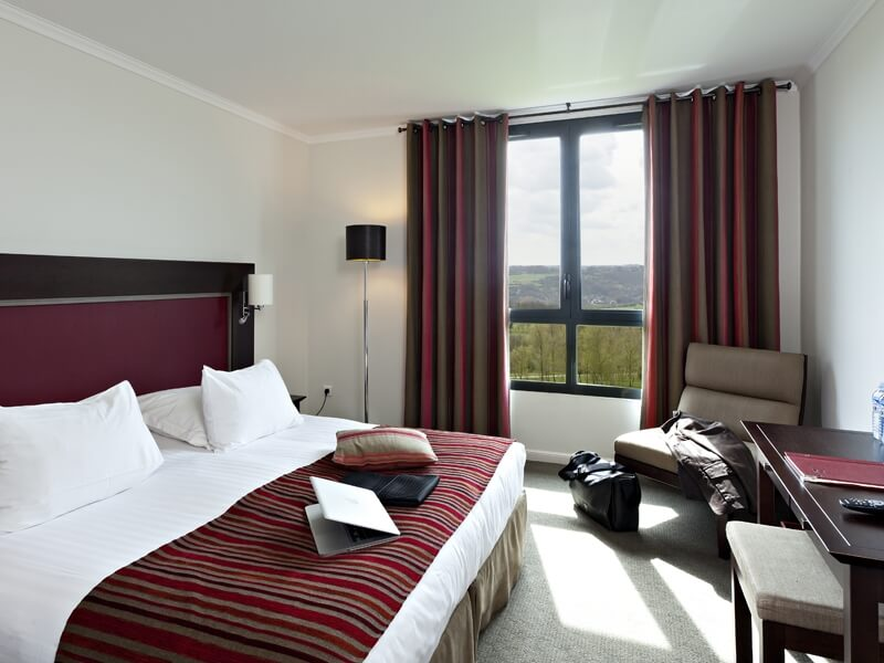 FRANCE - 3* AA Saint-Omer Hotel Du Golf