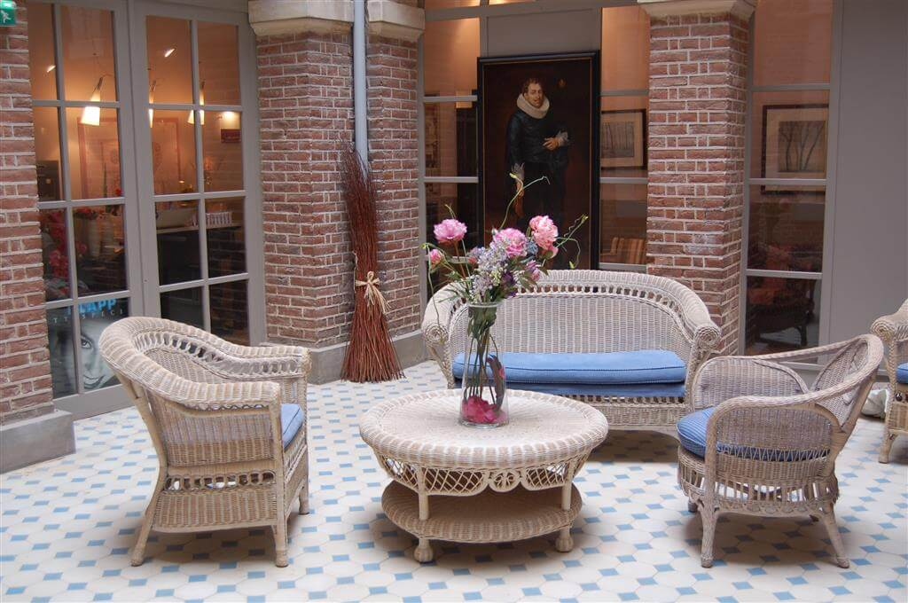 Hotel Hermitage, Montreuil-sur-Mer, Northern France