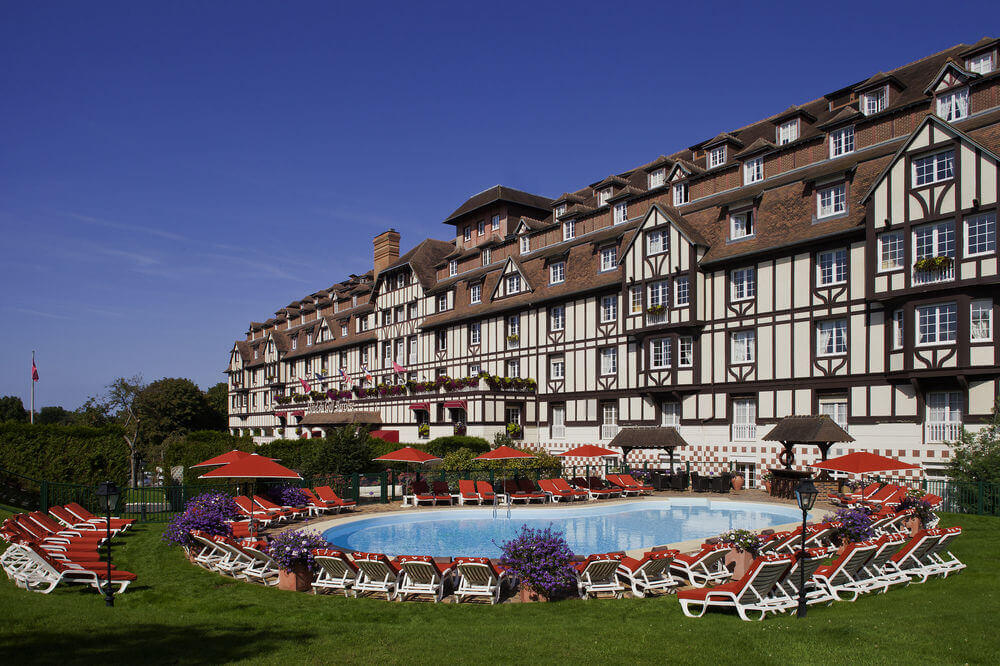 FRANCE - 4* Hotel Barriere L'Hotel du Golf Deauville