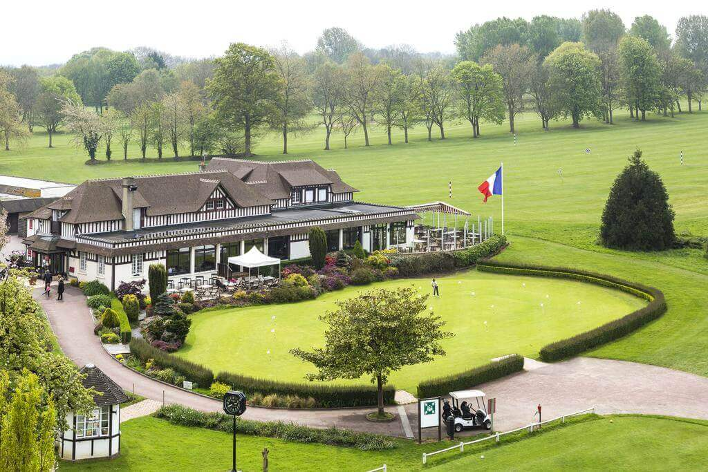 Golf Barriere Deauville, Normandy