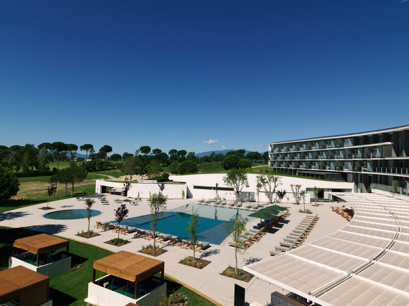 COSTA BRAVA - 5* PGA Catalunya Resort