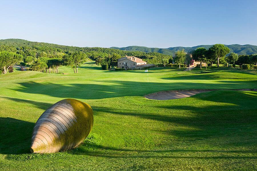 Club de Golf D'Aro-Mas Nou, Girona
