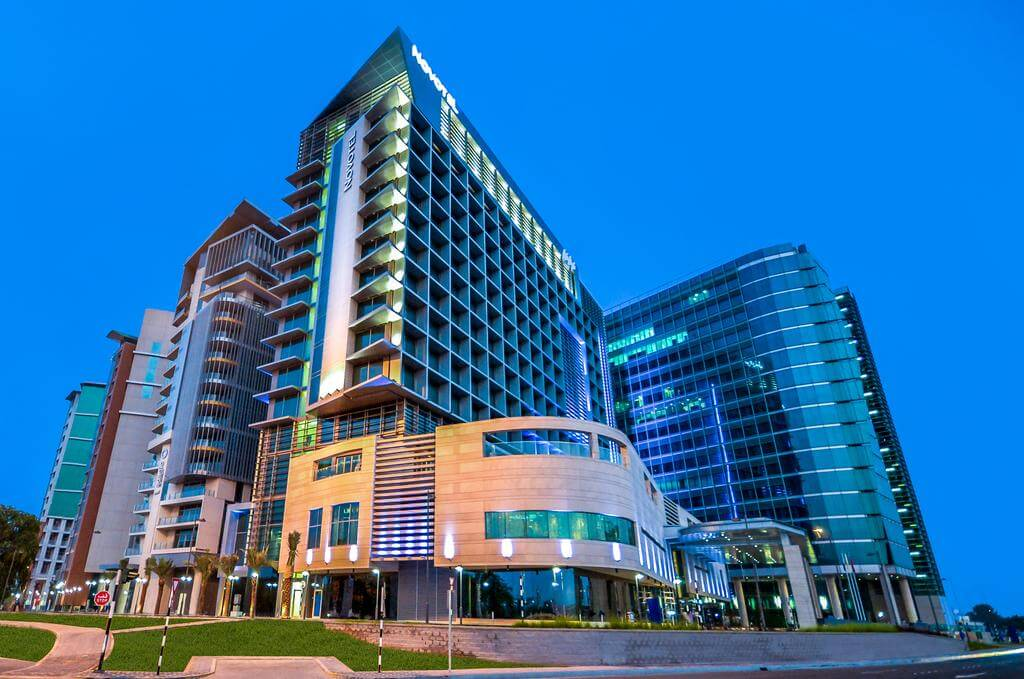 ABU DHABI - 4* Novotel Abu Dhabi Al Bustan
