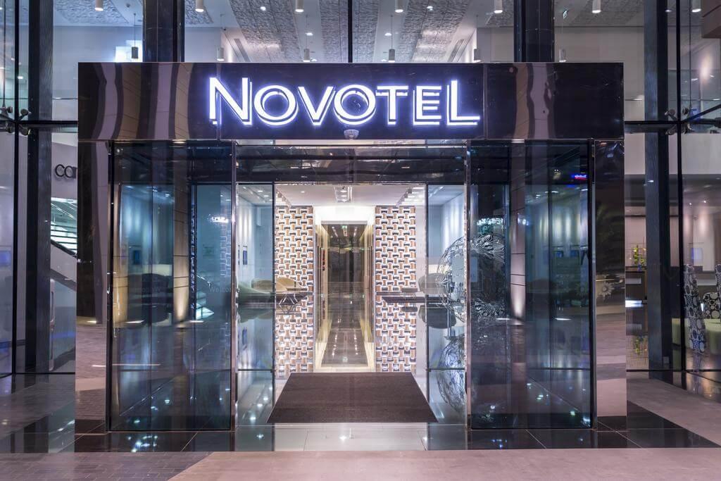 Novotel Abu Dhabi Al Bustan, Abu Dhabi