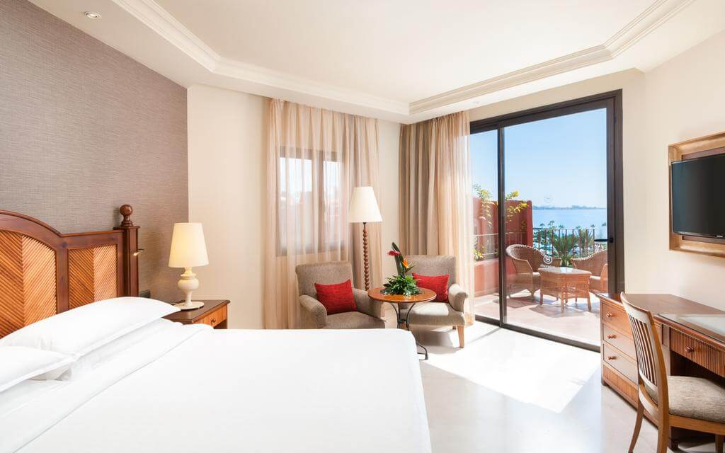 TENERIFE – 5* Sheraton La Caleta Resort And Spa