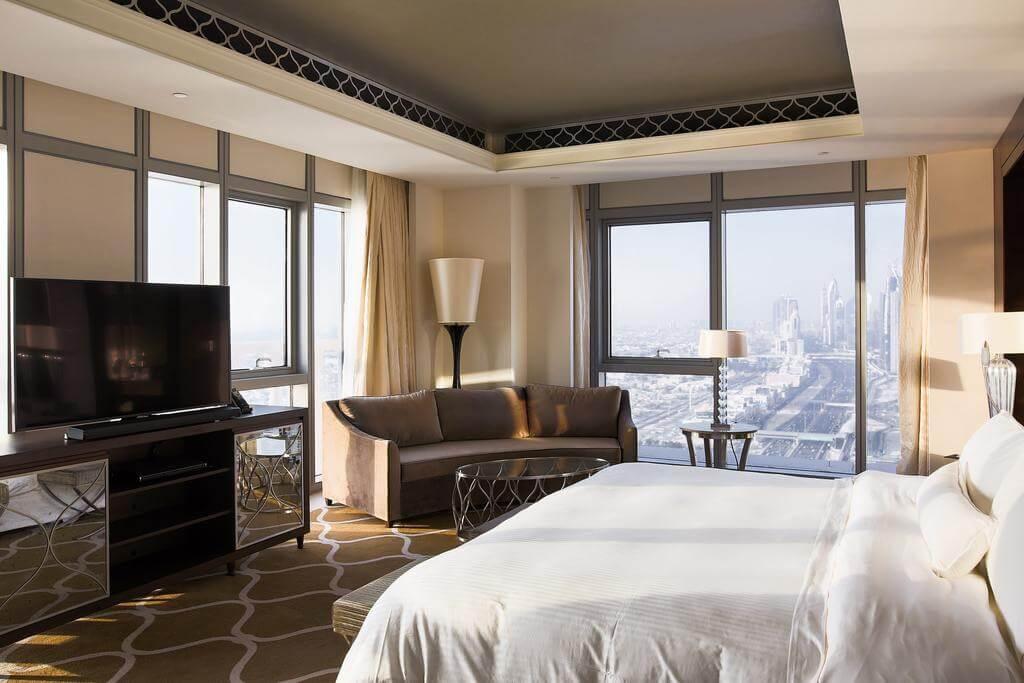 Hilton Dubai Al Habtoor City, Dubai
