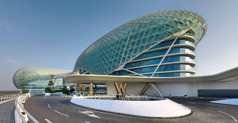ABU DHABI – 5* W Abu Dhabi Yas Island